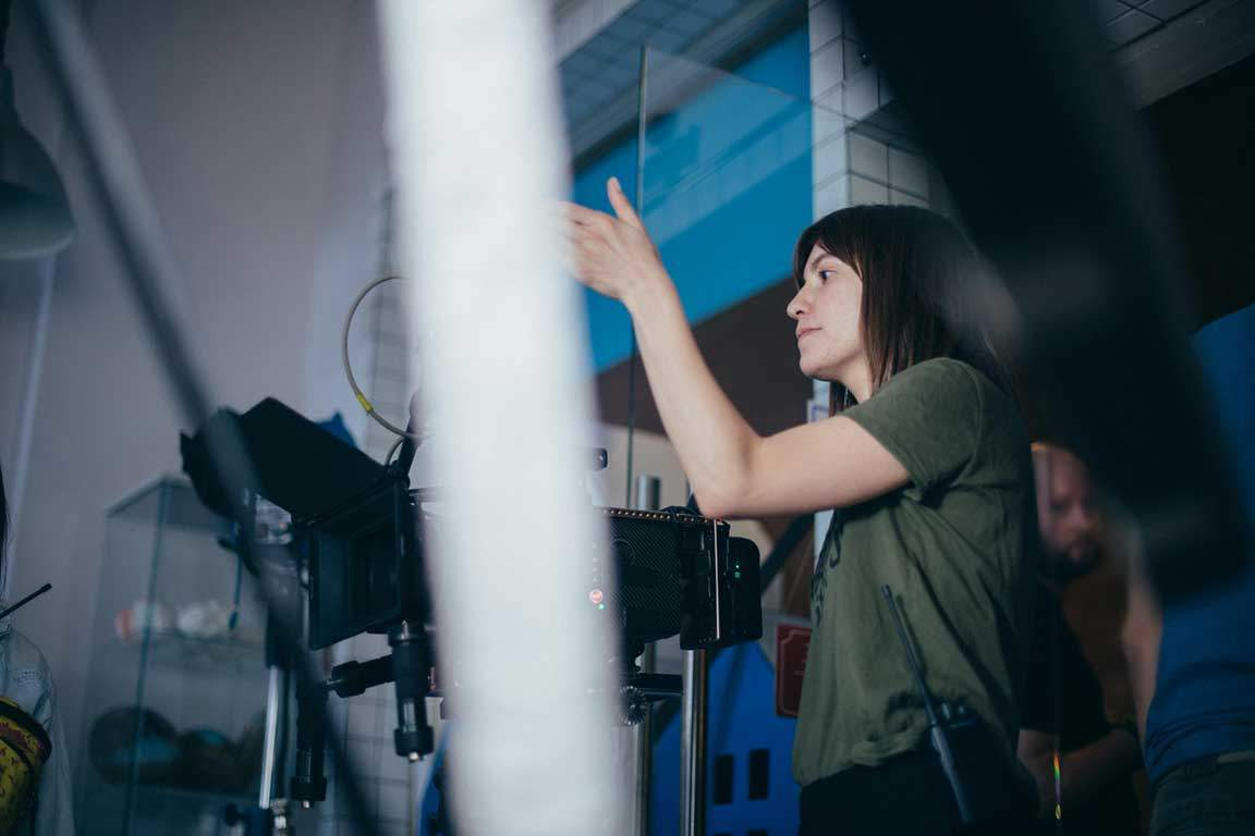Alumna de bootcamp en Madrid de producción audiovsual